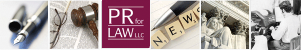Attorneys consult with PRforLAW, LLC for their big case developments and ongoing legal media relations strategy.